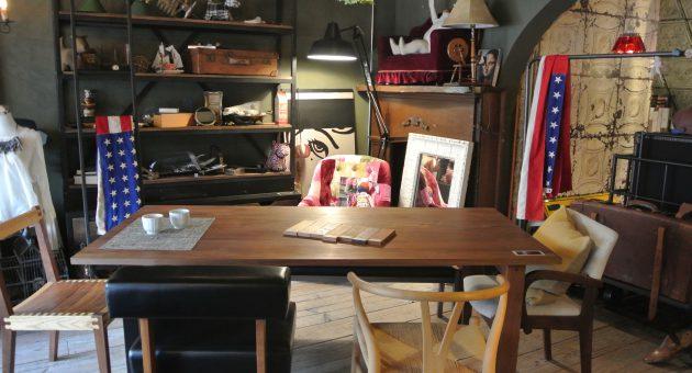 あのドラマのインテリアもプロデュースしている、国産のオーダー家具「リグナ福岡別邸」へ