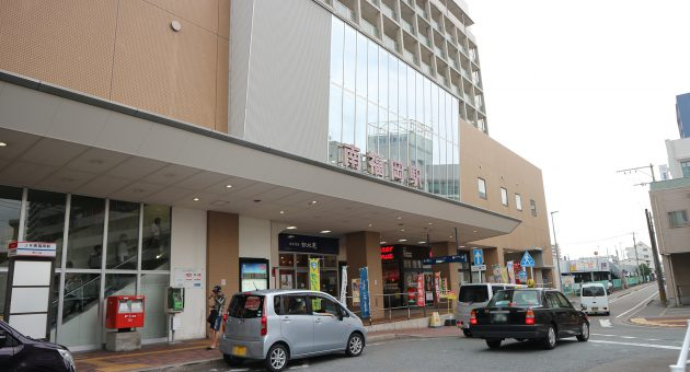 JR南福岡駅のえきマチ1丁目はこんなところ!