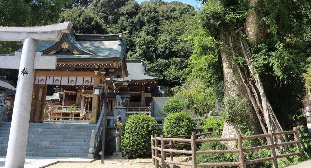 春日市が誇る歴史ある神社「春日神社」